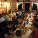 Cena insieme all'Etrusca Basket