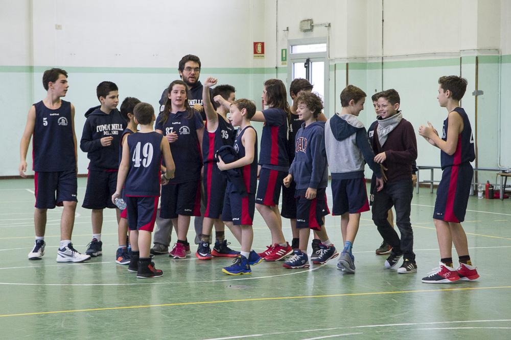 Esordienti Centro 2016/17