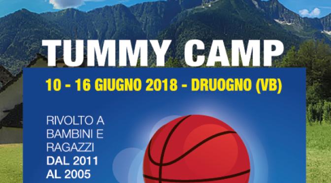 Tummy camp