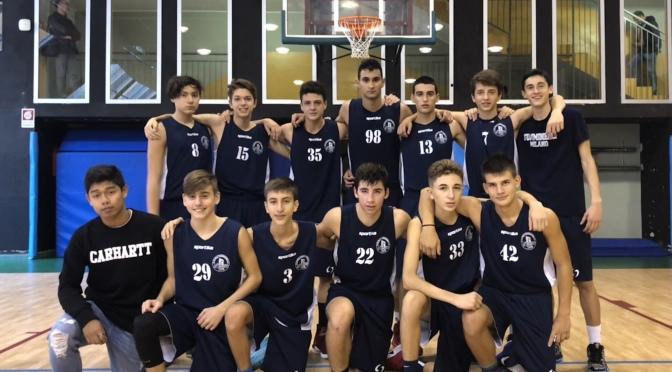 U16 Blu vs Milano 3