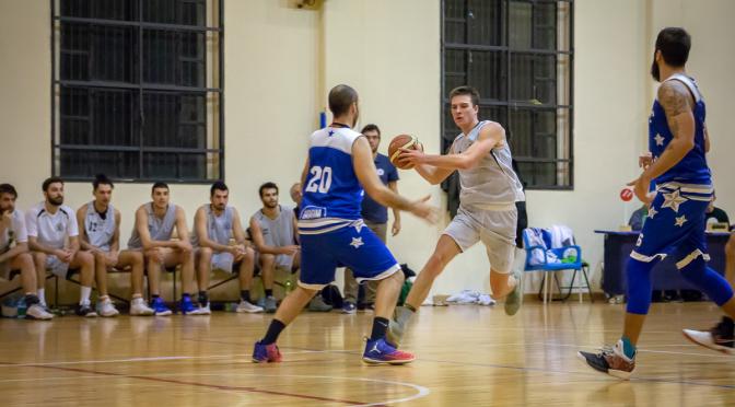 Luca Cami lanciato in contropiede
