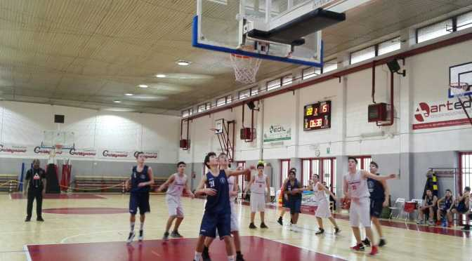 U15Bianca at Garegnano