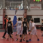 U13Bianca at Canottieri