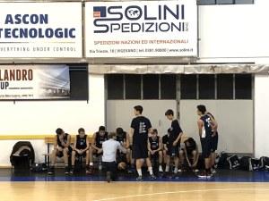U!6Blu at Vigevano