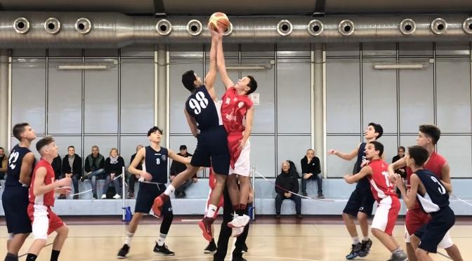 U16 Blu vs Legnano