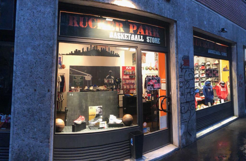 Rucker store