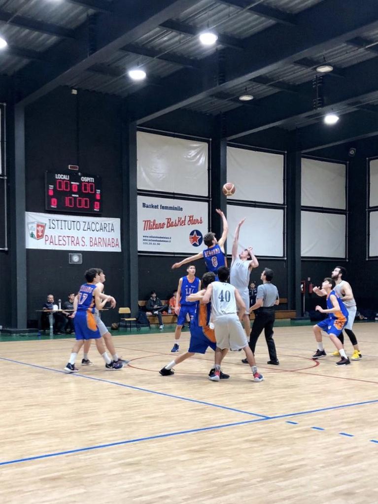 U20 vs Orobica