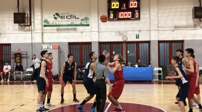 U16 Blu @garegnano
