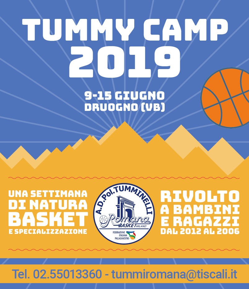 Tummy Camp 2019