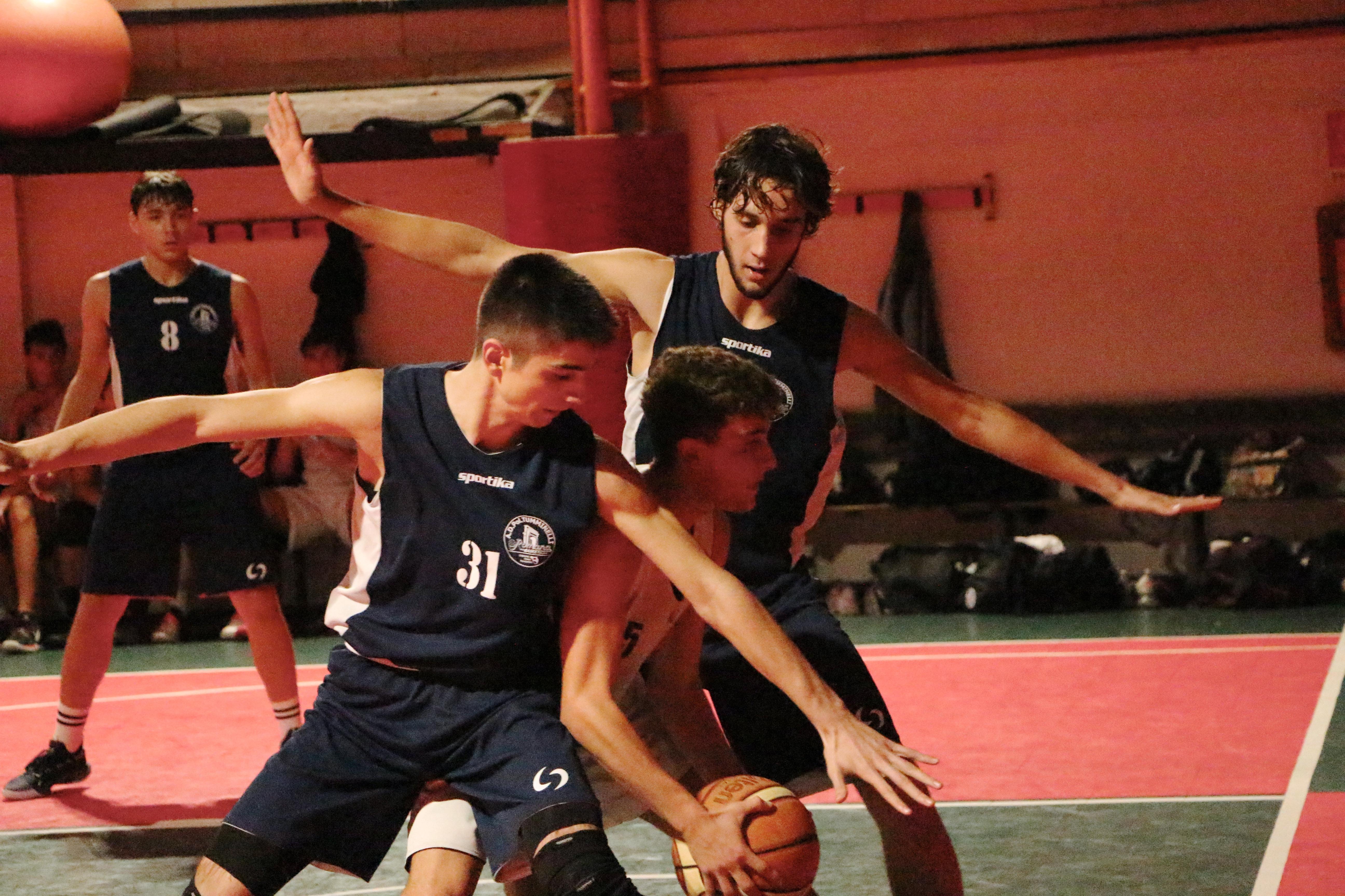 U18Blu at Canottieri